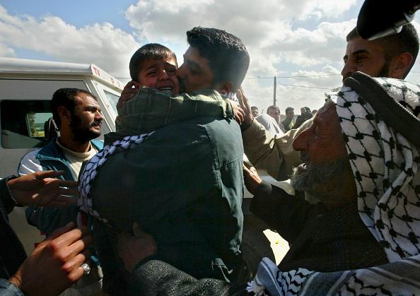 Back Lit「Israel Releases 500 Palestinian Prisoners」:写真・画像(14)[壁紙.com]