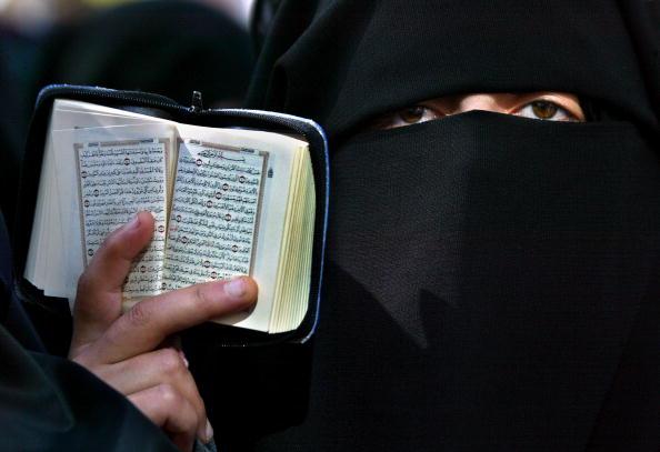 Spirituality「Muslims Rally Against Headscarf Ban In France  」:写真・画像(18)[壁紙.com]