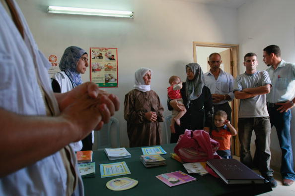West Bank「Mobile Clinics Bring Health Care To Isolated Palestinians Mobile Clinics Bring Health Care To Isolated Palestinians」:写真・画像(7)[壁紙.com]
