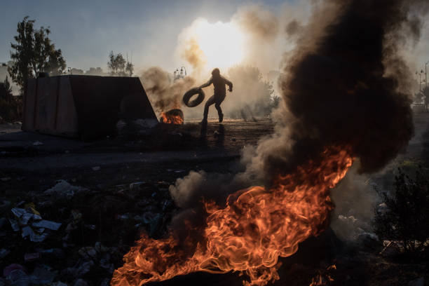 West Bank「Day Of Rage Grips Jerusalem And West Bank」:写真・画像(19)[壁紙.com]