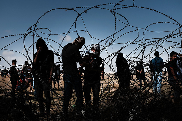 Gaza Strip「Tensions In Gaza Remain High After Continuous Border Clashes With Israel」:写真・画像(18)[壁紙.com]