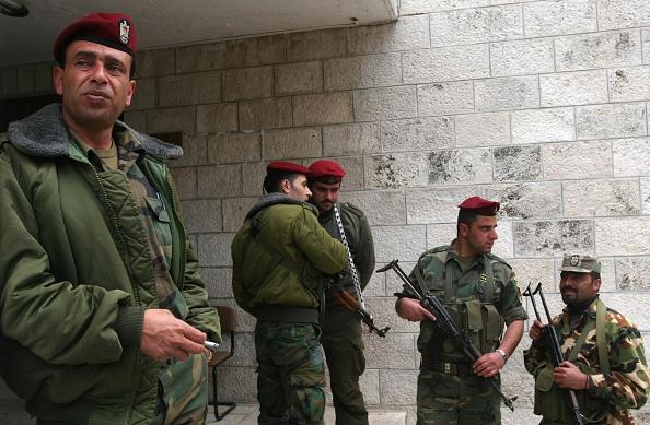 West Bank「Palestinian Police」:写真・画像(7)[壁紙.com]