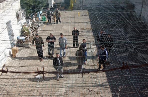 Prisoner「Palestinian Prisoners In Megido Jail」:写真・画像(13)[壁紙.com]