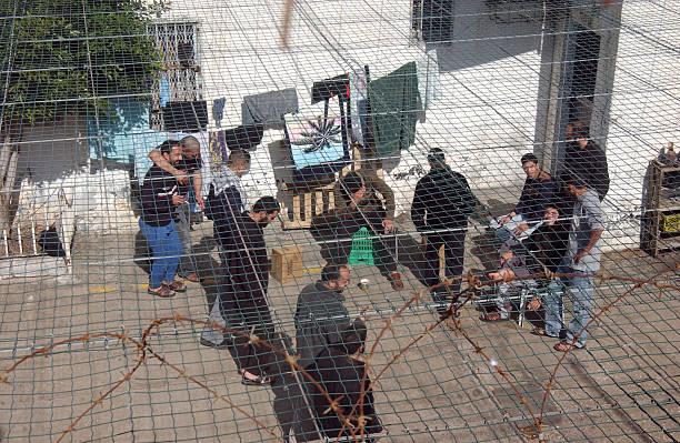Palestinian Prisoners In Megido Jail:ニュース(壁紙.com)