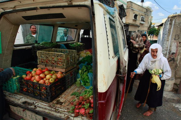 West Bank「Humanitarian Aid Groups Tackle Palestinian Water Crisis」:写真・画像(12)[壁紙.com]