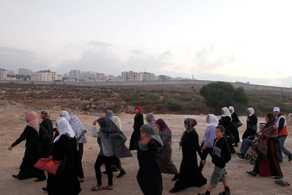 West Bank「Israeli Army Checkpoint」:写真・画像(2)[壁紙.com]