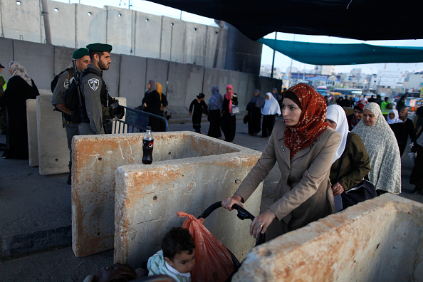 West Bank「Israeli Army Checkpoint」:写真・画像(6)[壁紙.com]