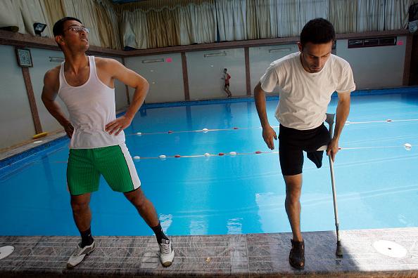 Gaza Strip「Gazan Athletes Prepare For International Competition」:写真・画像(1)[壁紙.com]