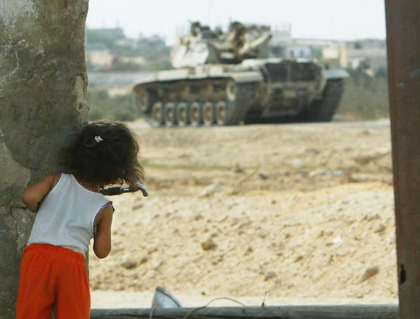 Israel-Palestine Conflict「Israeli Military Operation In Gaza Strip」:写真・画像(7)[壁紙.com]