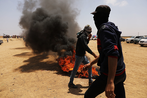 Money to Burn「Tensions In Gaza Remain High After Continuous Border Clashes With Israel」:写真・画像(19)[壁紙.com]