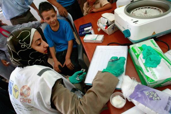 West Bank「Mobile Clinics Bring Health Care To Isolated Palestinians Mobile Clinics Bring Health Care To Isolated Palestinians」:写真・画像(11)[壁紙.com]