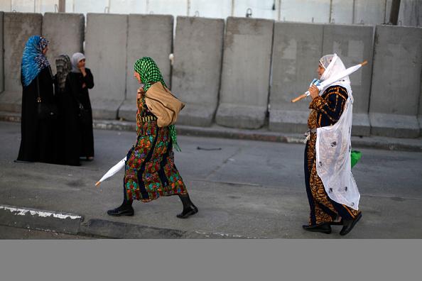 West Bank「Israeli Army Checkpoint」:写真・画像(14)[壁紙.com]