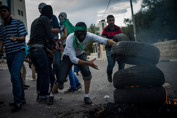 West Bank「Tensions Rise As Further Stabbings Take Place in Israel」:写真・画像(6)[壁紙.com]