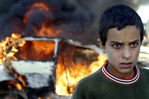 Clashes Erupt Over Israel's Separation Fence:ニュース(壁紙.com)