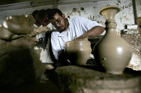 Ceramics「Gaza Residents Hope To Return To Economic Viability」:写真・画像(9)[壁紙.com]