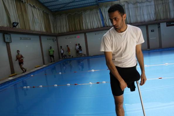 Gaza Strip「Gazan Athletes Prepare For International Competition」:写真・画像(0)[壁紙.com]