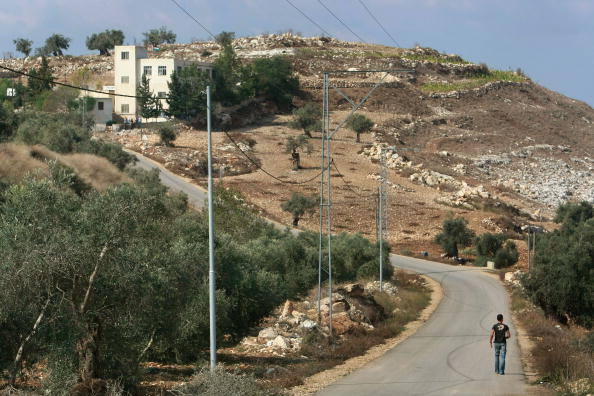 West Bank「Humanitarian Aid Groups Tackle Palestinian Water Crisis」:写真・画像(1)[壁紙.com]