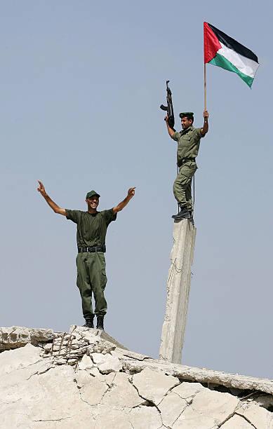 Gaza Readies For Impending Israeli Withdrawal:ニュース(壁紙.com)