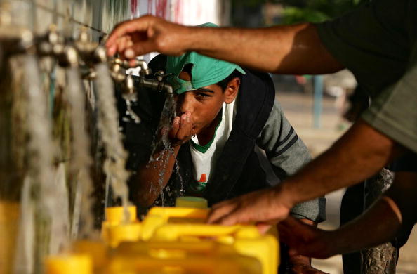 Middle East「Palestinians Suffer From Water Pollution」:写真・画像(16)[壁紙.com]