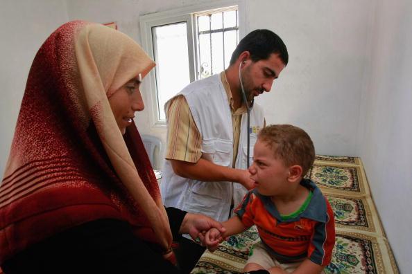 West Bank「Mobile Clinics Bring Health Care To Isolated Palestinians Mobile Clinics Bring Health Care To Isolated Palestinians」:写真・画像(14)[壁紙.com]