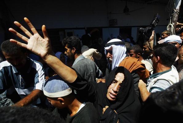 Rafah「GZA: Palestinian Scrap Dealer Shot Dead By Israeli Forces」:写真・画像(8)[壁紙.com]