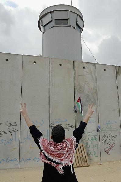 West Bank「Palestinian protest against Israel's security barrier」:写真・画像(13)[壁紙.com]