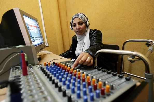 Deir Al-balah「Palestinian Radio Station Employs The Handicapped」:写真・画像(18)[壁紙.com]
