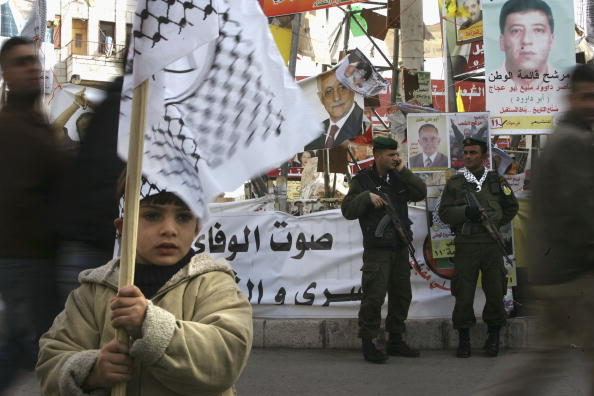 West Bank「Palestinians Go To The Polls In Parliamentary Elections」:写真・画像(19)[壁紙.com]