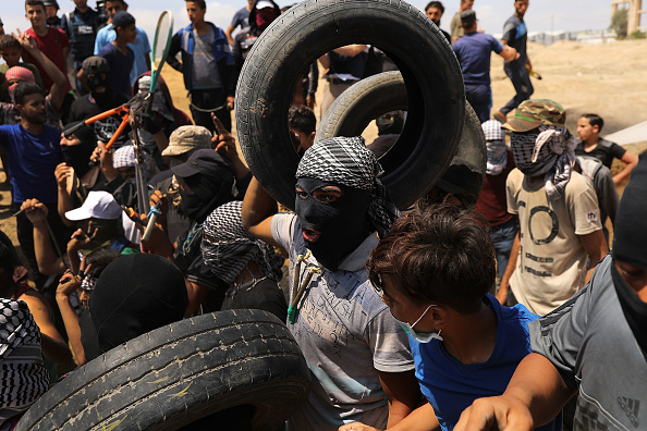 Money to Burn「Tensions In Gaza Remain High After Continuous Border Clashes With Israel」:写真・画像(9)[壁紙.com]