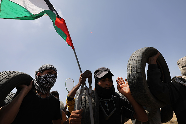 Money to Burn「Tensions In Gaza Remain High After Continuous Border Clashes With Israel」:写真・画像(8)[壁紙.com]