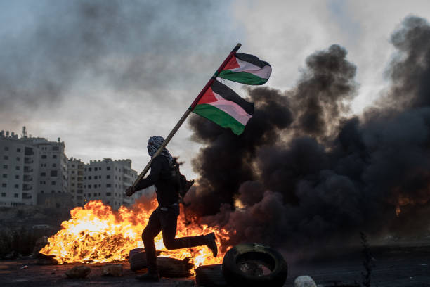 Protests Continue into Fourth Day Across Jerusalem and the West Bank:ニュース(壁紙.com)