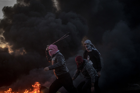 Israel-Palestine Conflict「Protests Continue into Fourth Day Across Jerusalem and the West Bank」:写真・画像(5)[壁紙.com]