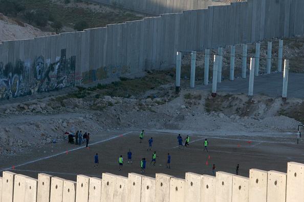 West Bank「West Bank Barrier」:写真・画像(7)[壁紙.com]