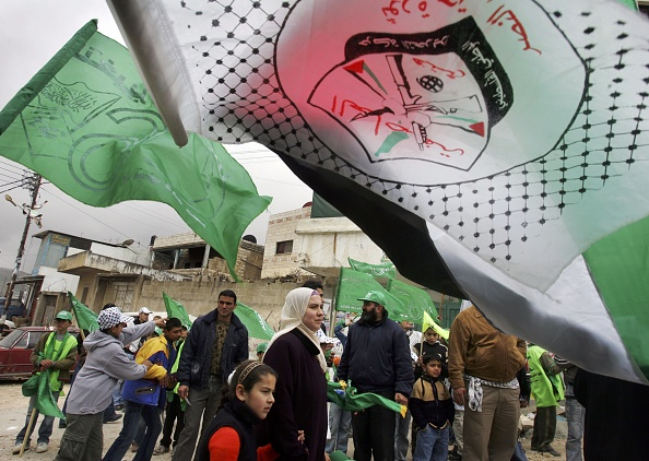 West Bank「Palestinians Go To The Polls In Parliamentary Elections」:写真・画像(13)[壁紙.com]