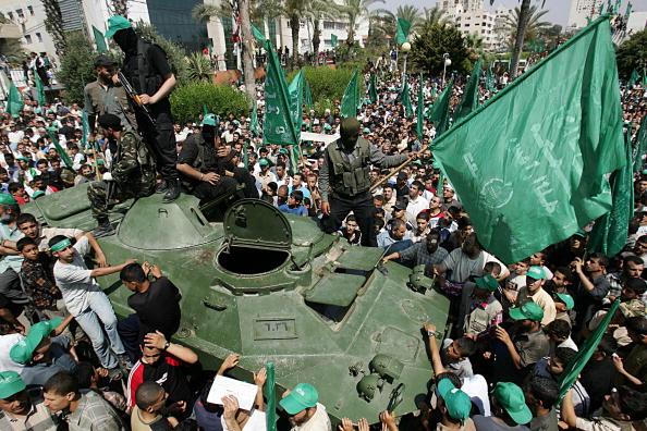Hamas「Hamas Gains Control Over Gaza Strip」:写真・画像(14)[壁紙.com]