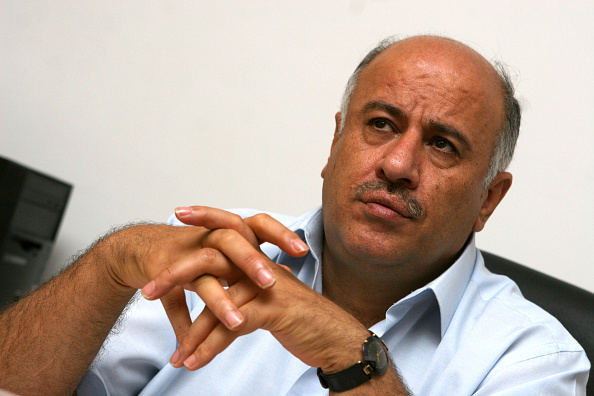 West Bank「Palestinian General Jibril Rajoub」:写真・画像(5)[壁紙.com]
