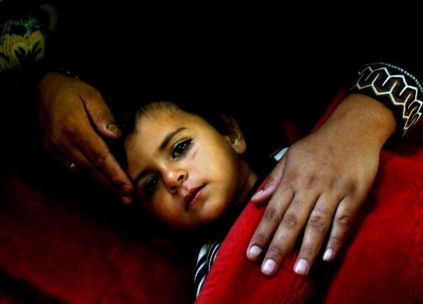 Deir Al-balah「Thousands Of Palestinian Families Who Are Live around the israeli jewish settlements in Gaza Strip Suffer From Death-Peril Every Night 」:写真・画像(7)[壁紙.com]