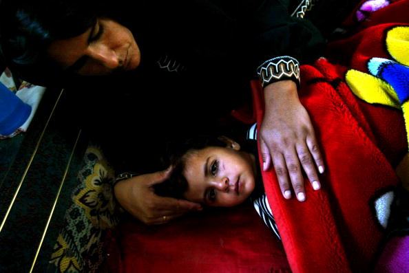 Deir Al-balah「Thousands Of Palestinian Families Who Are Live around the israeli jewish settlements in Gaza Strip Suffer From Death-Peril Every Night 」:写真・画像(6)[壁紙.com]