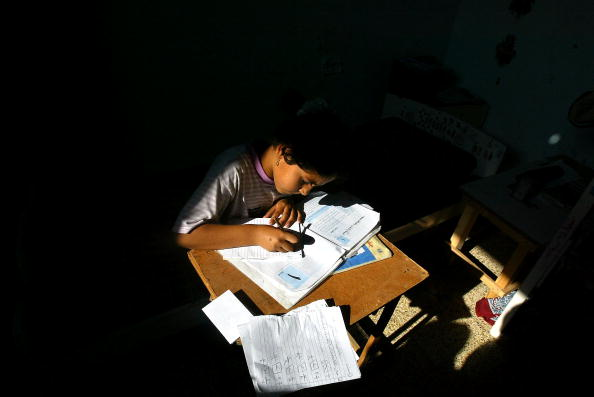 Writing「Thousands Of Palestinian Families Suffer Under The Threat Of Violence」:写真・画像(8)[壁紙.com]