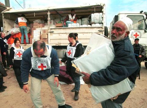 Rafah「Refugees In Rafah, Gaza」:写真・画像(16)[壁紙.com]