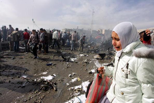 Gaza Strip「Israeli Air Raids Strike At Gaza」:写真・画像(10)[壁紙.com]