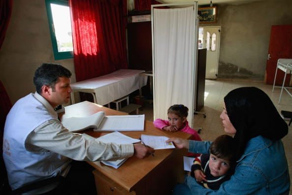 West Bank「Mobile Clinics Bring Health Care To Isolated Palestinians」:写真・画像(13)[壁紙.com]