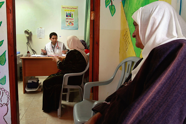West Bank「Mobile Clinics Bring Health Care To Isolated Palestinians」:写真・画像(17)[壁紙.com]