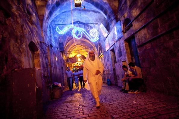Old Town「Jerusalem Light Festival」:写真・画像(19)[壁紙.com]