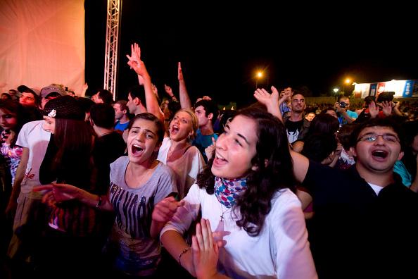 West Bank「Boney M Audience」:写真・画像(11)[壁紙.com]