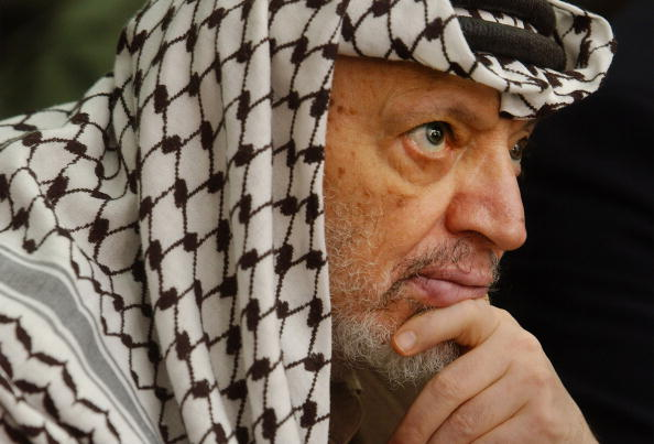 Politician「Palestinian Leader Yasser Arafat」:写真・画像(15)[壁紙.com]