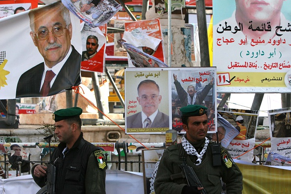 Security「Elections - West Bank」:写真・画像(2)[壁紙.com]