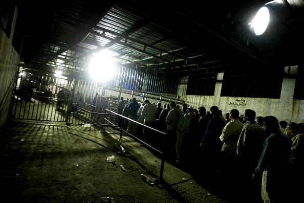 Erez「palestinian Workers Cross Into Israel To Work」:写真・画像(17)[壁紙.com]