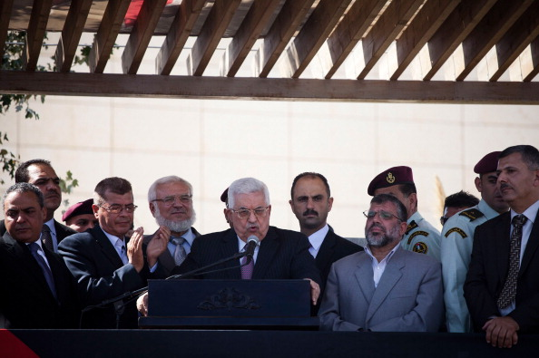 West Bank「Palestinian Prisoners Released Into West Bank」:写真・画像(7)[壁紙.com]