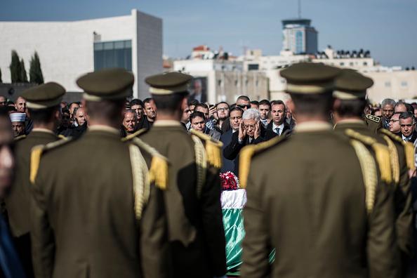 Publication「Funeral Of Palestinian Minister Ziad Abu Ein」:写真・画像(9)[壁紙.com]